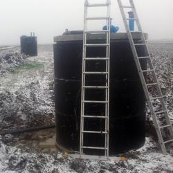Obudowa studni z kręgów betonowych 2000mm